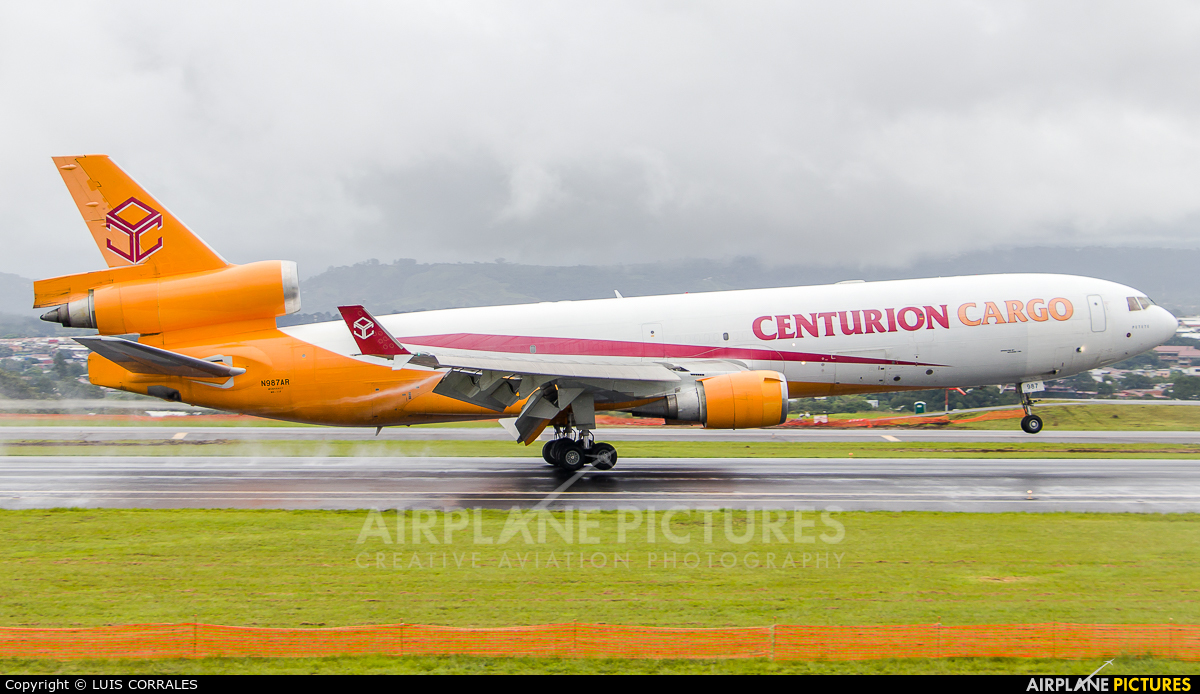 Centurion Air Cargo N987AR aircraft at San Jose - Juan Santamaría Intl
