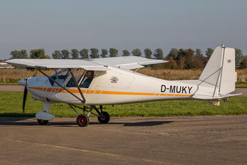 D-MUKY - Private Ikarus (Comco) C42