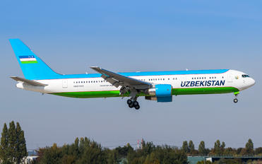 UK-67000 - Uzbekistan Airways Boeing 767-300ER