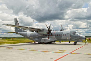 017 - Poland - Air Force Casa C-295M