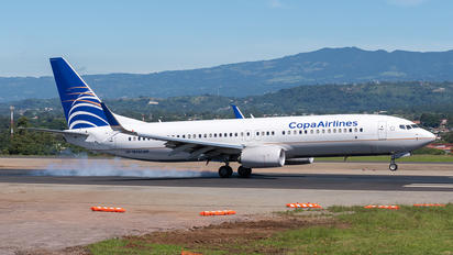 HP-1855CMP - Copa Airlines Boeing 737-800