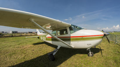 SP-GGV - Private Cessna 182 Skylane (all models except RG)