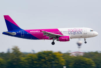 HA-LPJ - Wizz Air Airbus A320