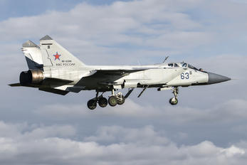 RF-92355 - Russia - Air Force Mikoyan-Gurevich MiG-31 (all models)