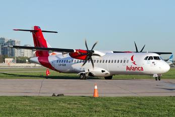 LV-GUH - Avianca Argentina ATR 72 (all models)
