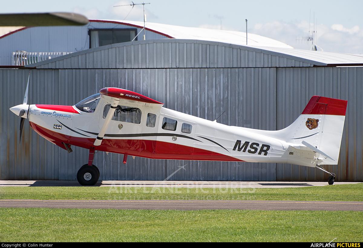 Private ZK-MSR aircraft at Tauranga