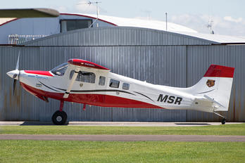 ZK-MSR - Private Murphy Aircraft SR2500 Super Rebel