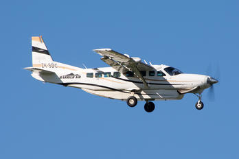 ZK-SDC - Great Barrier Airlines Cessna 208B Grand Caravan