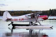 OH-AUM - Private Auster J5B Autocar aircraft