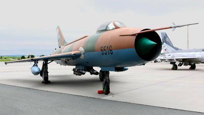 5516 - Czechoslovak - Air Force Sukhoi Su-7BM
