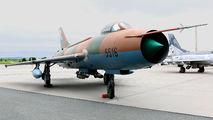 5516 - Czechoslovak - Air Force Sukhoi Su-7BM aircraft