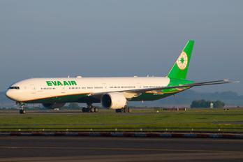 B-16717 - Eva Air Boeing 777-300ER