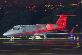 N696RB - Private Learjet 60