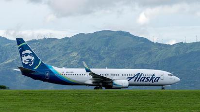 N562AS - Alaska Airlines Boeing 737-800