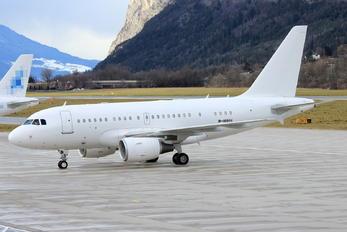 M-HHHH - Kutus Limited Airbus A318 CJ