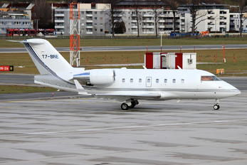 T7-BRE - Private Bombardier CL-600-2B16 Challenger 604
