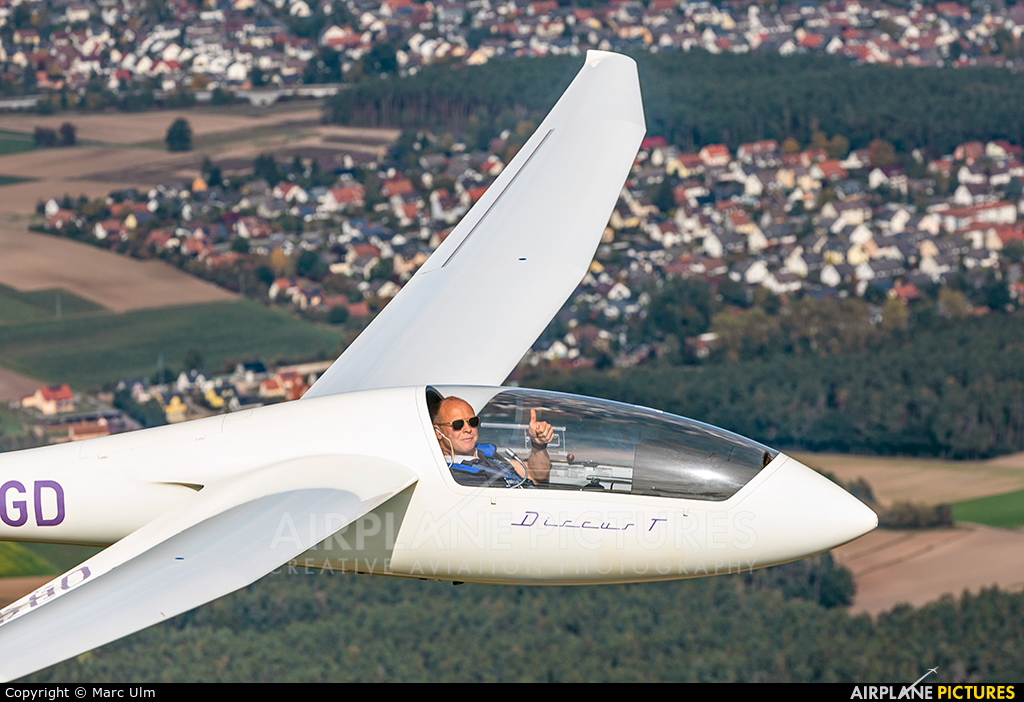 Private D-KKGD aircraft at In Flight - Germany