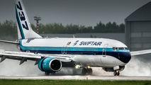 N277EA - Swift Air Boeing 737-800 aircraft