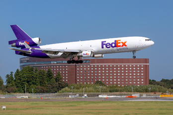 N525FE - FedEx Federal Express McDonnell Douglas MD-11F