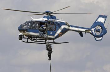 F-MJDK - France - Gendarmerie Eurocopter EC135 (all models)