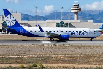 EW-455PA - Belavia Boeing 737-800