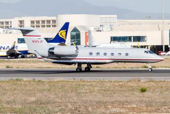 N165JF - Private Gulfstream Aerospace G-IV,  G-IV-SP, G-IV-X, G300, G350, G400, G450