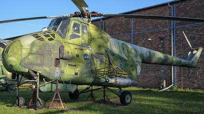 0538 - Czech - Air Force Mil Mi-4