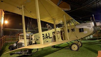 L-BALB - Czechoslovak Airlines Aero A-10
