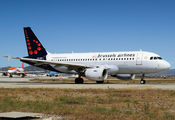 OO-SSO - Brussels Airlines Airbus A319 aircraft