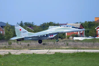 59 - Russia - Air Force Mikoyan-Gurevich MiG-29UB