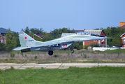 59 - Russia - Air Force Mikoyan-Gurevich MiG-29UB aircraft