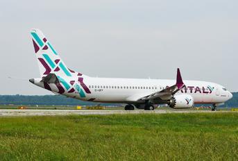 EI-GFY - Air Italy Boeing 737-8 MAX