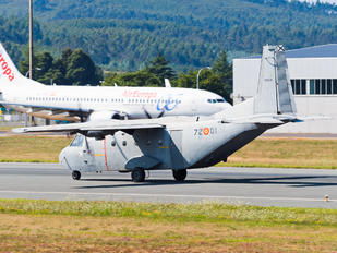 T.12B-13 - Spain - Air Force Casa C-212 Aviocar