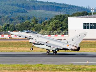 C.16-64 - Spain - Air Force Eurofighter Typhoon