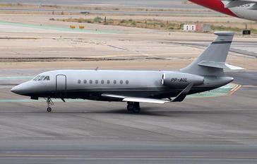 PP-AUL - Private Dassault Falcon 2000LX