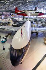G-APDB - BOAC - British Overseas Airways Corporation de Havilland DH.106 Comet 4C