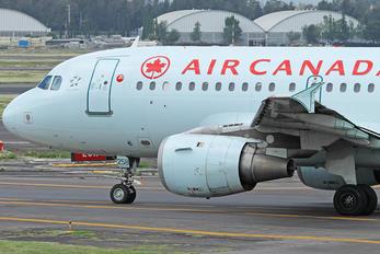 C-FYJI - Air Canada Airbus A319