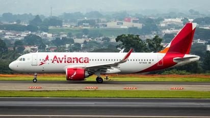 N776AV - Avianca Airbus A320 NEO