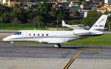 PR-SMG - Private Gulfstream Aerospace G150