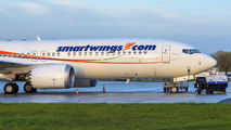 OK-SWD - SmartWings Boeing 737-8 MAX aircraft
