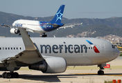 N378AN - American Airlines Boeing 767-300ER aircraft