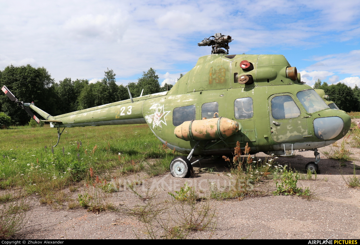 Belarus - DOSAAF 23 aircraft at Kukovyachino