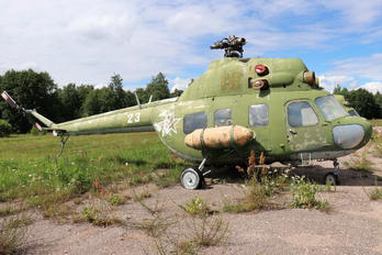 23 - Belarus - DOSAAF Mil Mi-2