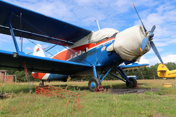 EW-360AB - Belarus - DOSAAF Antonov An-2