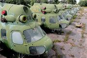 20 - Belarus - DOSAAF Mil Mi-2 aircraft