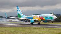 N560AS - Alaska Airlines Boeing 737-800 aircraft