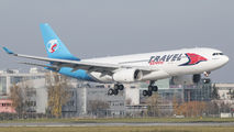 Travel Service leases an Airbus A330 for winter season from Air Transat title=
