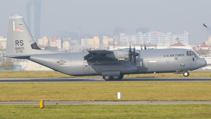 08-8603 - USA - Air Force Lockheed C-130J Hercules