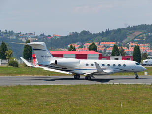 N762MS - Private Gulfstream Aerospace G650, G650ER