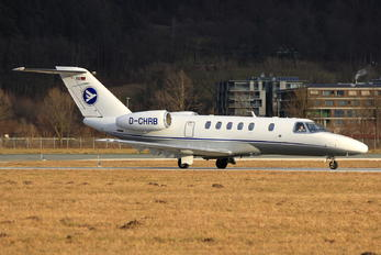 D-CHRB - Hahn Air Cessna 525C Citation CJ4